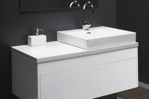 bathroom wall mounted vanity