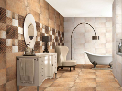 bathroom tile cost