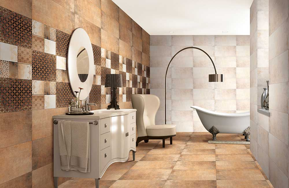 How To Choose Bathroom Tiles For Small Bathroom