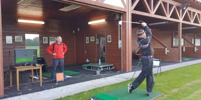 3D Golf Biodynamics
