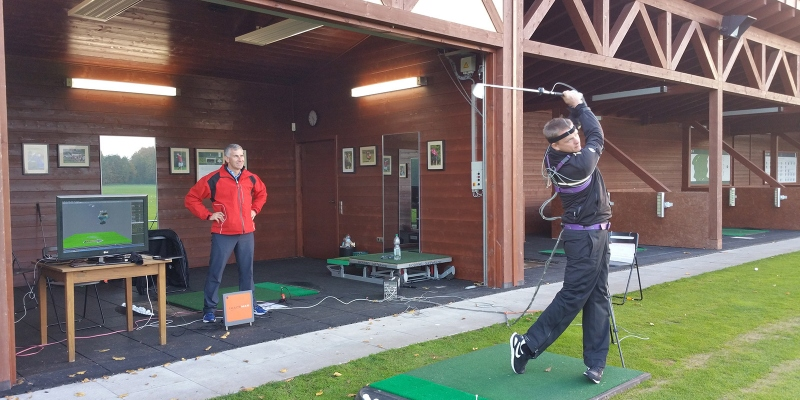 3D Golf Biodynamics