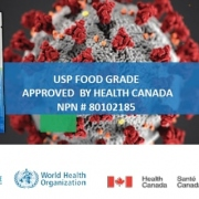 Canada Sanitizers - USP Food Grade